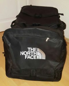 The North Face rolling thunder Reisetasche