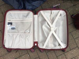Aerolite Leichtgewicht Handgepäckkoffer