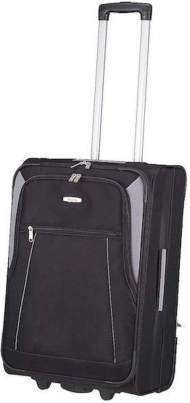 schwarz-graues Modell des Portofino Koffers