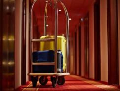 Der Beruf des Gepäckträgers