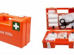 Erste Hilfe Koffer Din 13157 – Inhalt und Kaufempfehlung