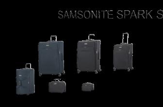 Die Samsonite Spark SNG Produktreihe im Test
