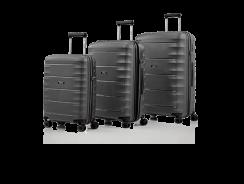 Das Titan Highlight Koffer Set im Test
